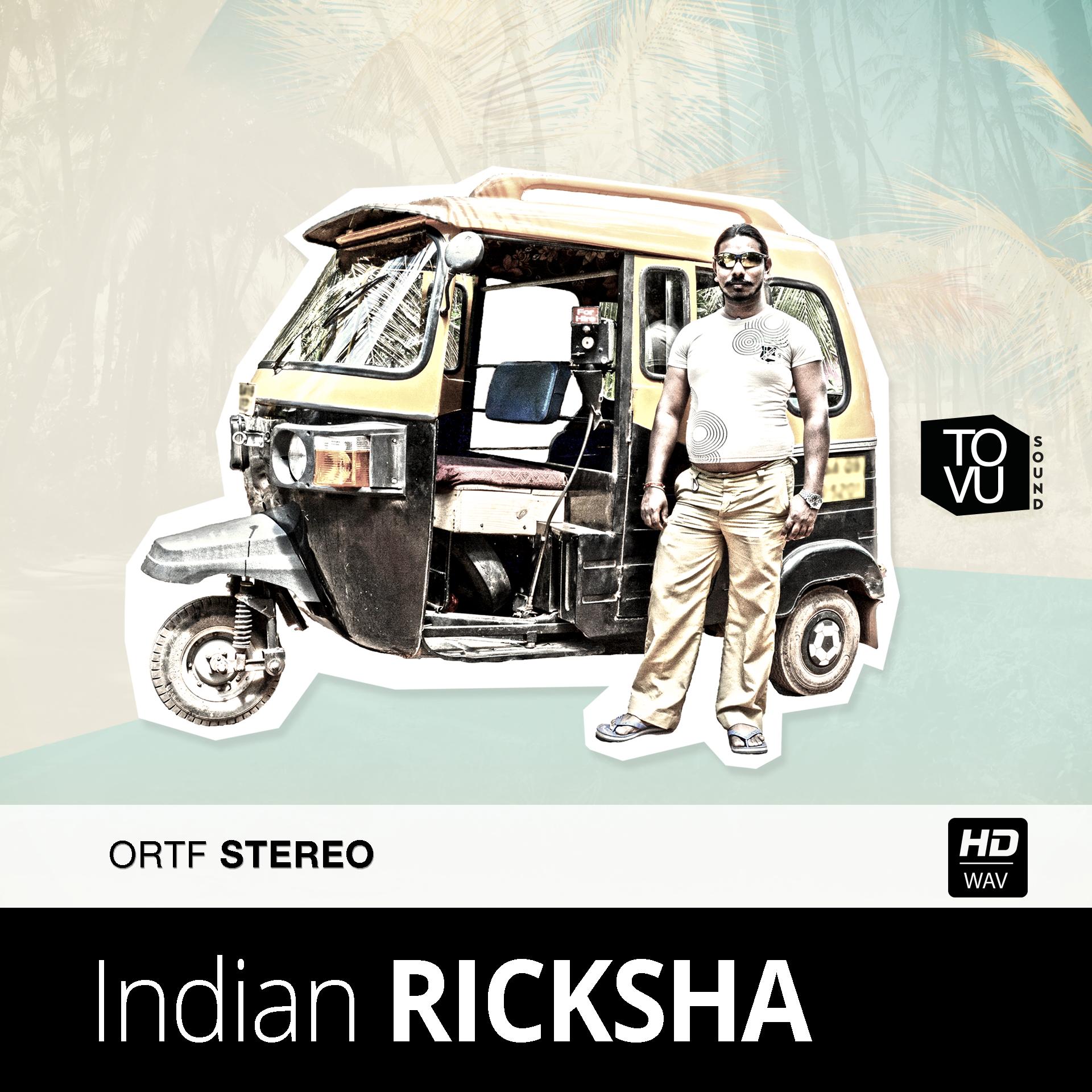 Indian Ricksha