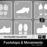 Footsteps Movements