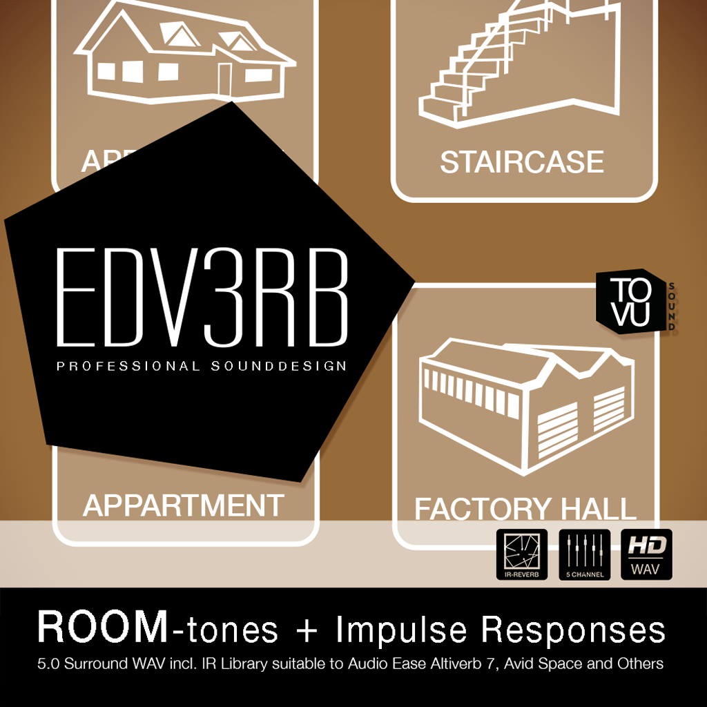 Edv3rb by Tovusound