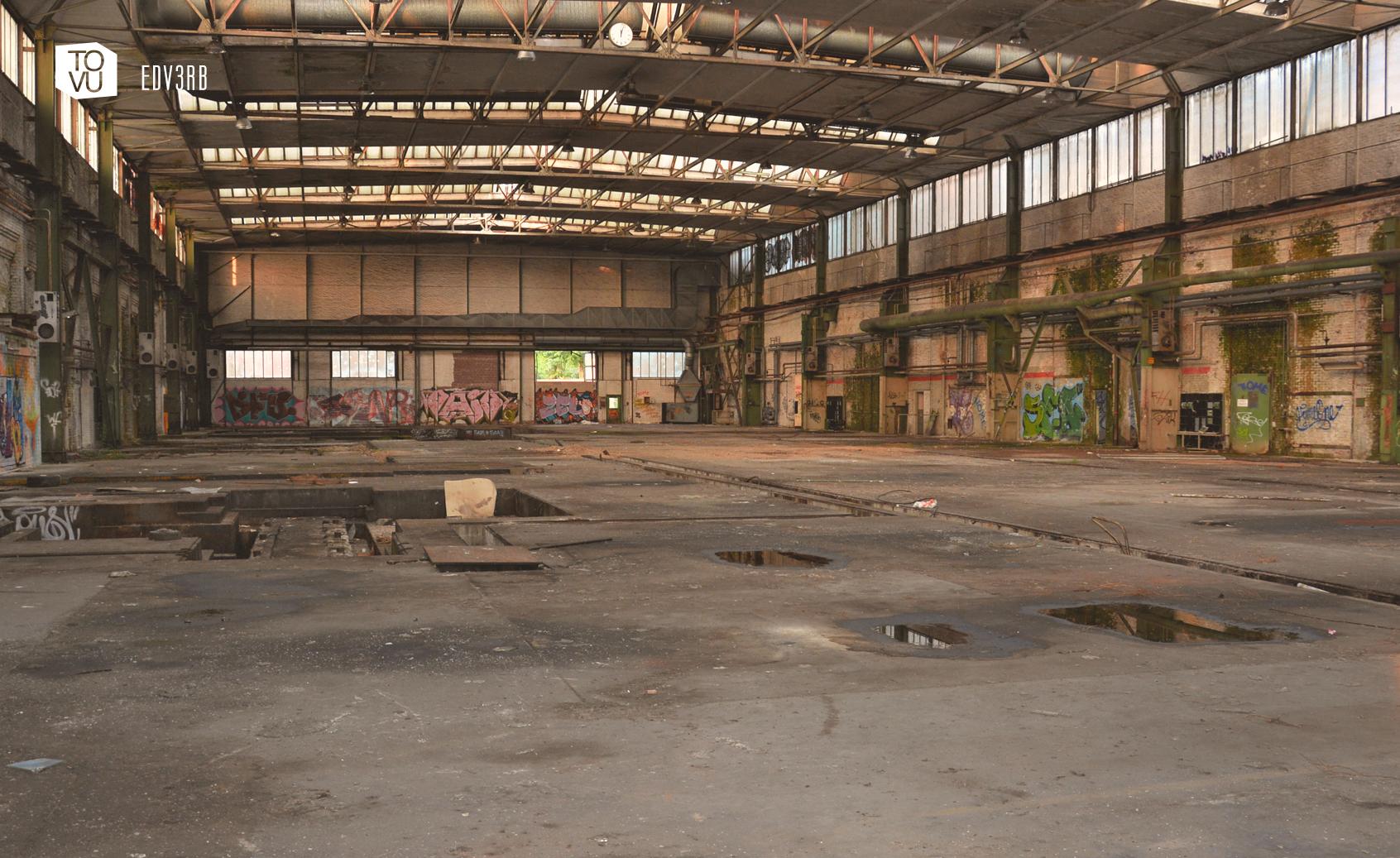 Factory Huge