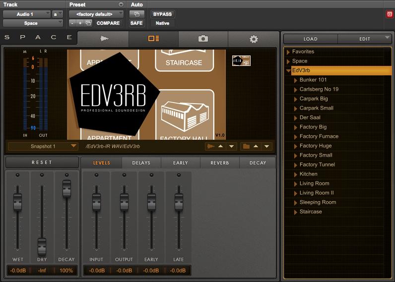 EdV3erb Avid Space
