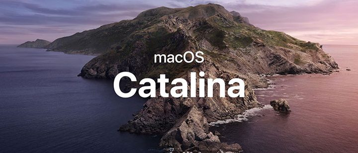 INFO ABOUT MAC OS CATALINA